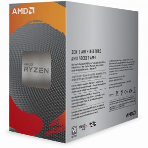 AMD AM4 Ryzen 5 6 Core Box 3500X 3,6 GHz MAX Boost 4,GHz 6xCore 32MB 65W with Wr...