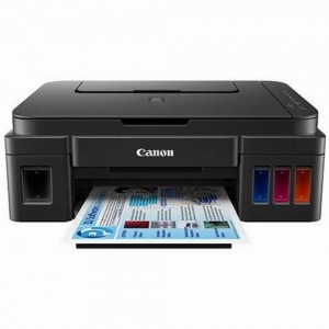 T Canon PIXMA G3501 USB WiFi - Refillable